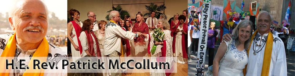 H.E. Rev. Patrick McCollum